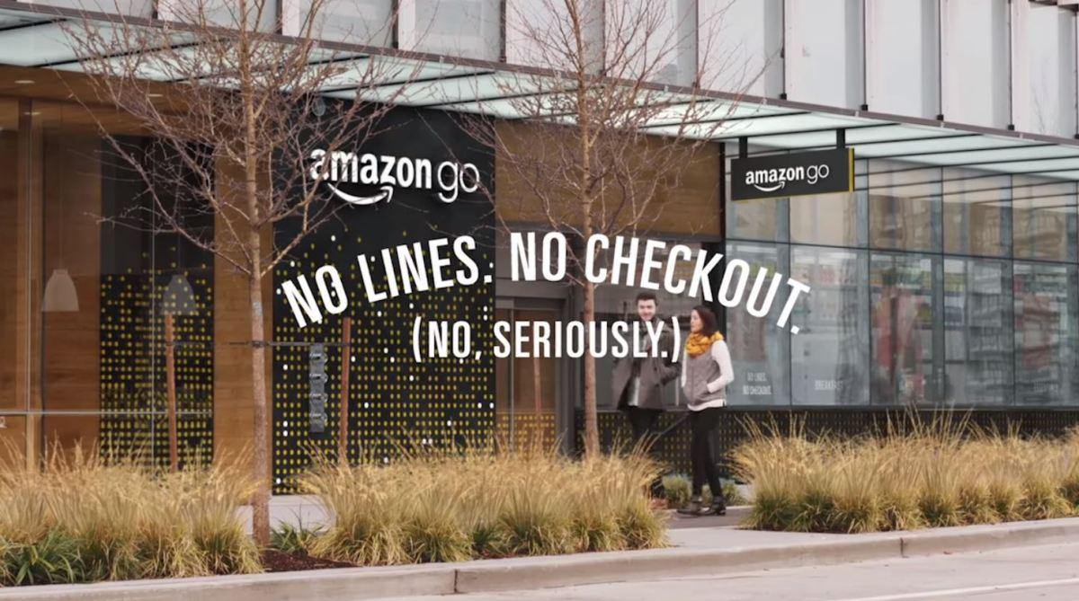 Amazon Go Header