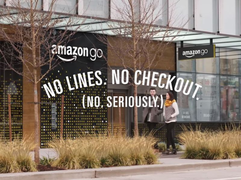 Amazon Go Header
