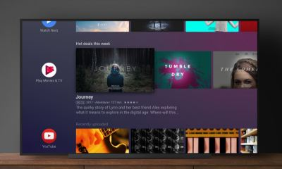 Android TV 2018 Header