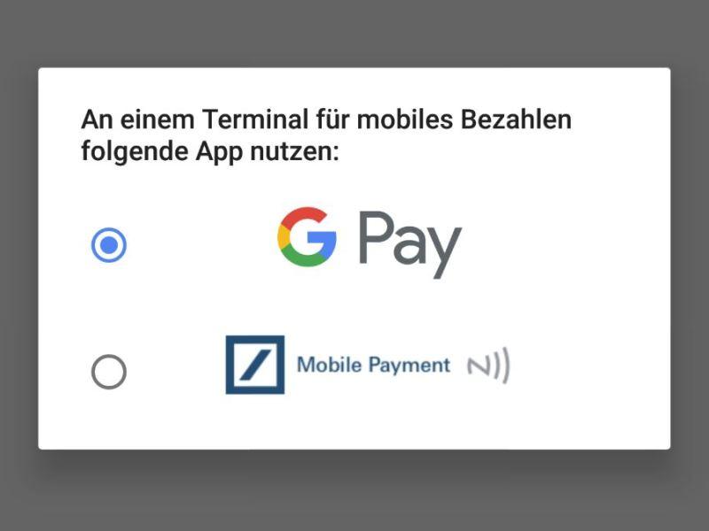 Google Pay Pixel 2