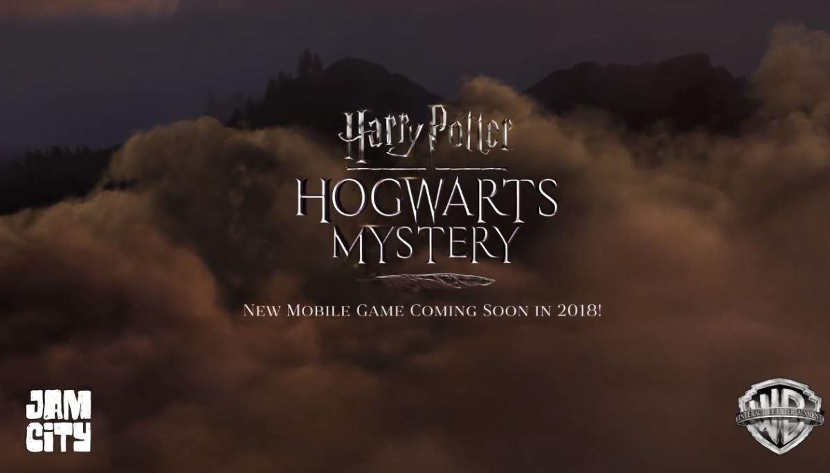 Harry Potter Hogwarts Mystery