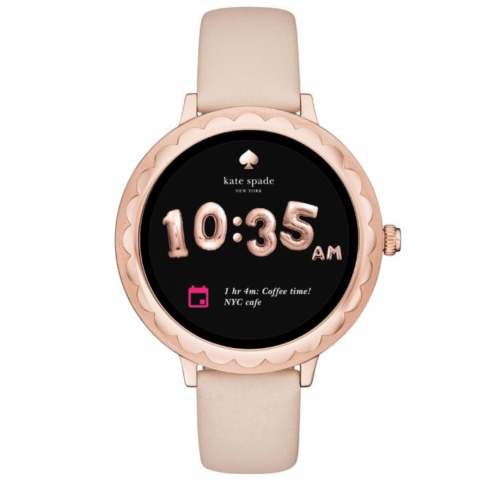 kate spade new york Android Wear Uhr
