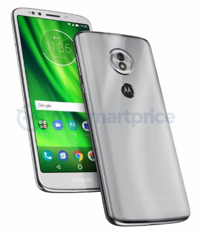 Motorola Moto G6 Play Leak