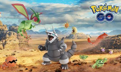 Pokemon GO Hoenn Update