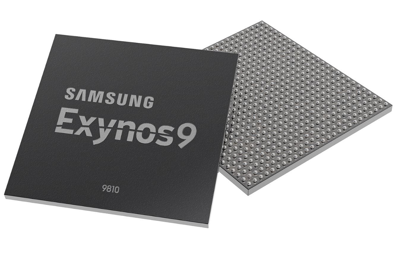 Samsung präsentiert Prozessor für das Galaxy S9 - kann Face Scans in 3D
