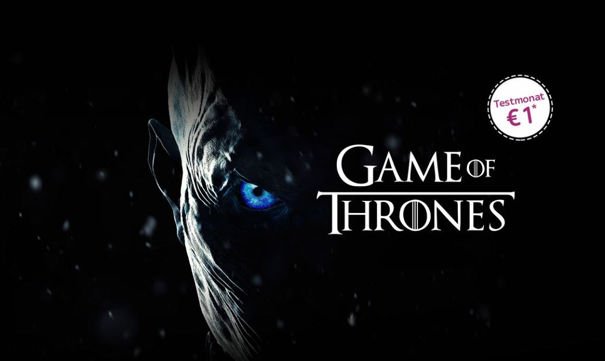 Sky Ticket 1 Euro Testmonat Header Game of Thrones
