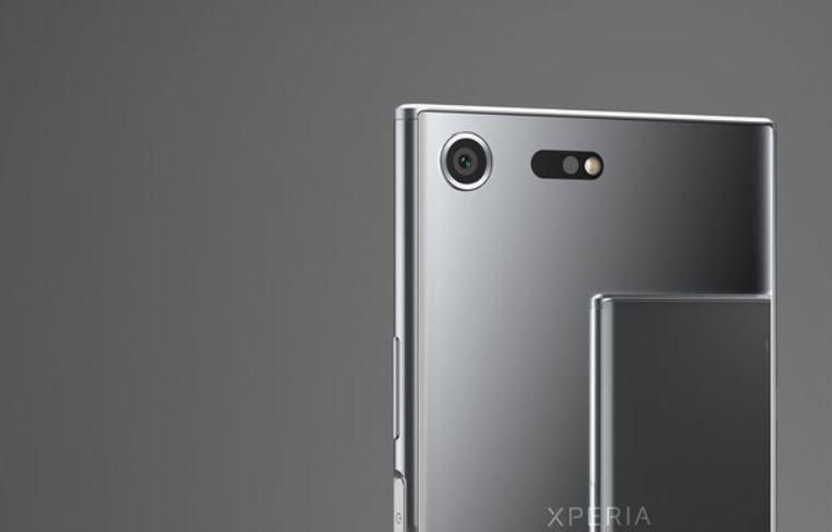 Sony Xperia XZ Premium Rückseite