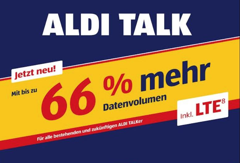 Aldi Talk Tarif-Update Feb 2018