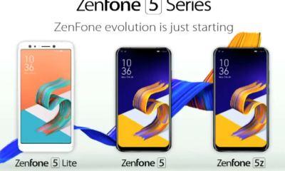 ASUS ZenFone 5 Header