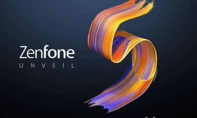 ASUS ZenFone 5 Unveil Header
