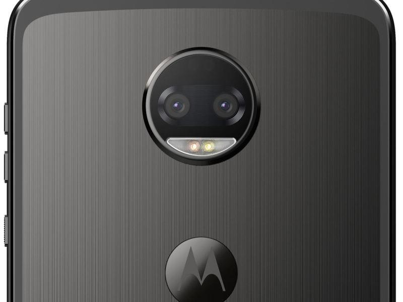 Motorola Moto Z2 Force Kamera Rückseite