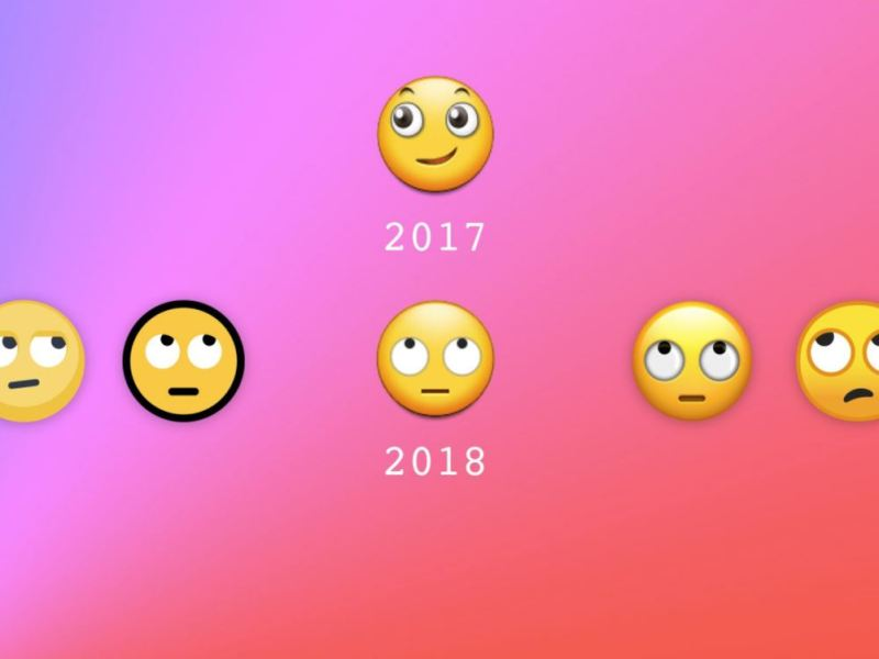 Samsung 2018 Emoji Update