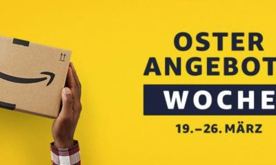 Amazon Oster-Angebote-Woche