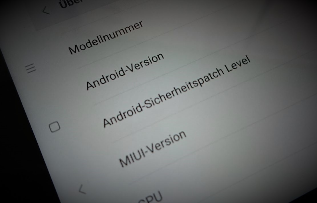 Android Sicherheitspatch Security Bulletin Android Header