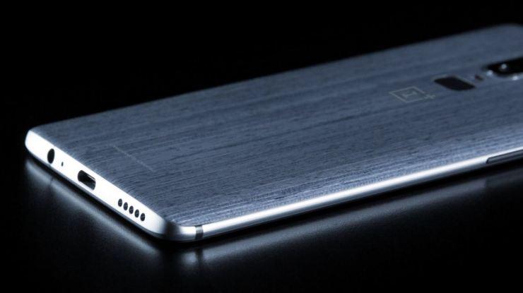 OnePlus 6 Header