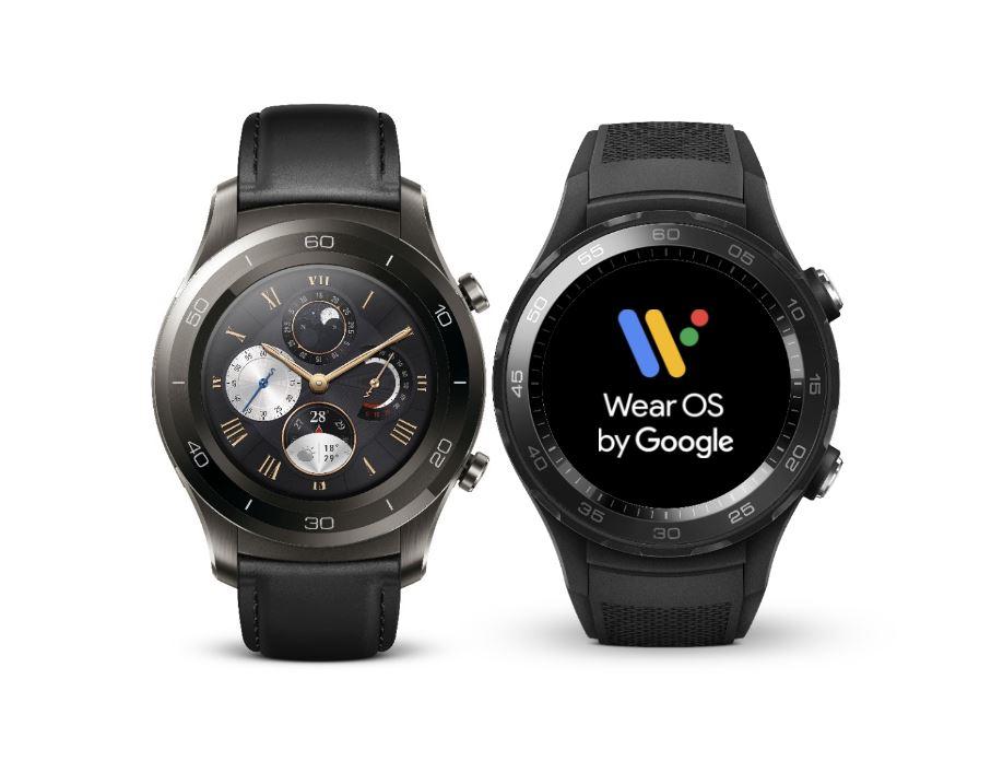 Wear OS by Google Header Huawei Watch