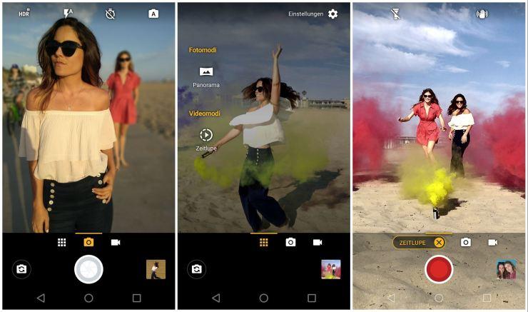 Motorola 2018 Kamera App Update