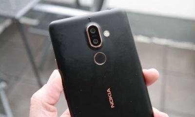 Nokia 7 Plus Hands-on Ersteindruck Test