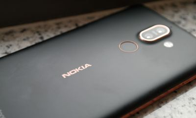 Nokia 7 Plus Header Test