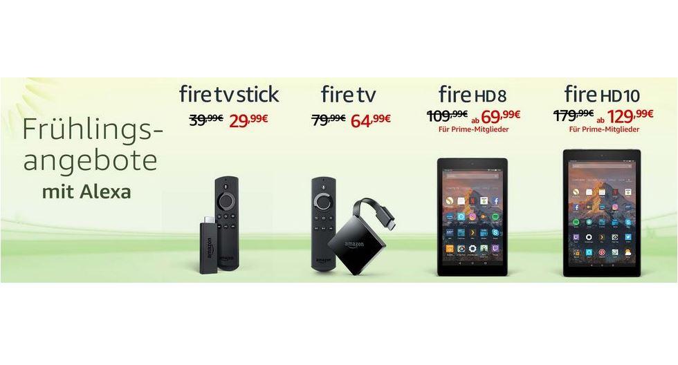 Amazon Frühlings Angebote