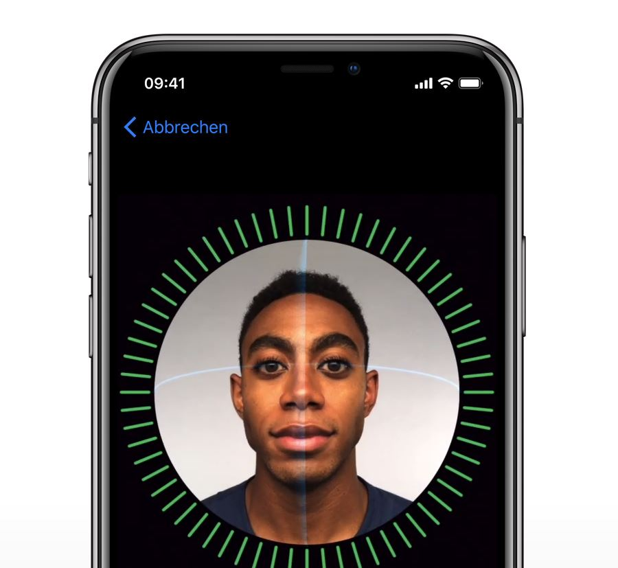 Face ID Face Unlock Apple Header