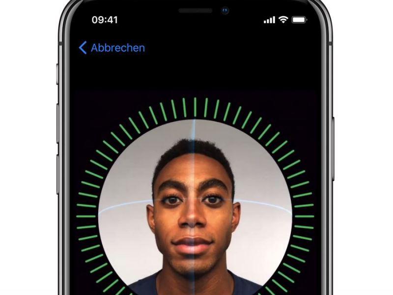 Face ID Face Unlock Apple Header