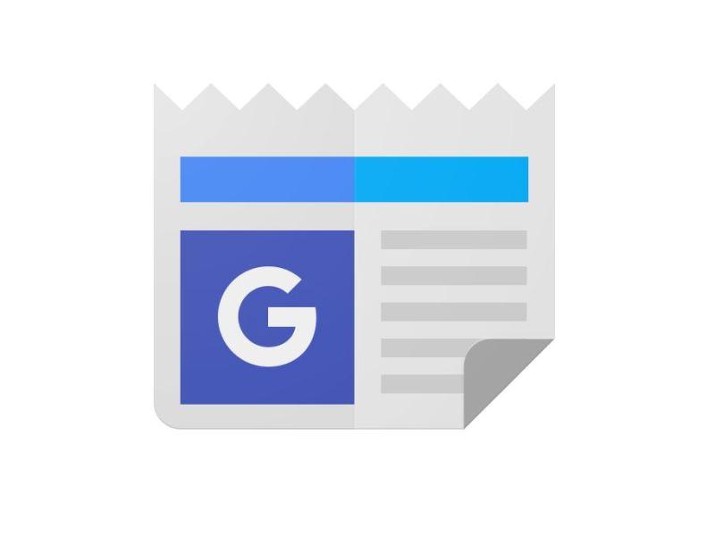 Google News Logo Header