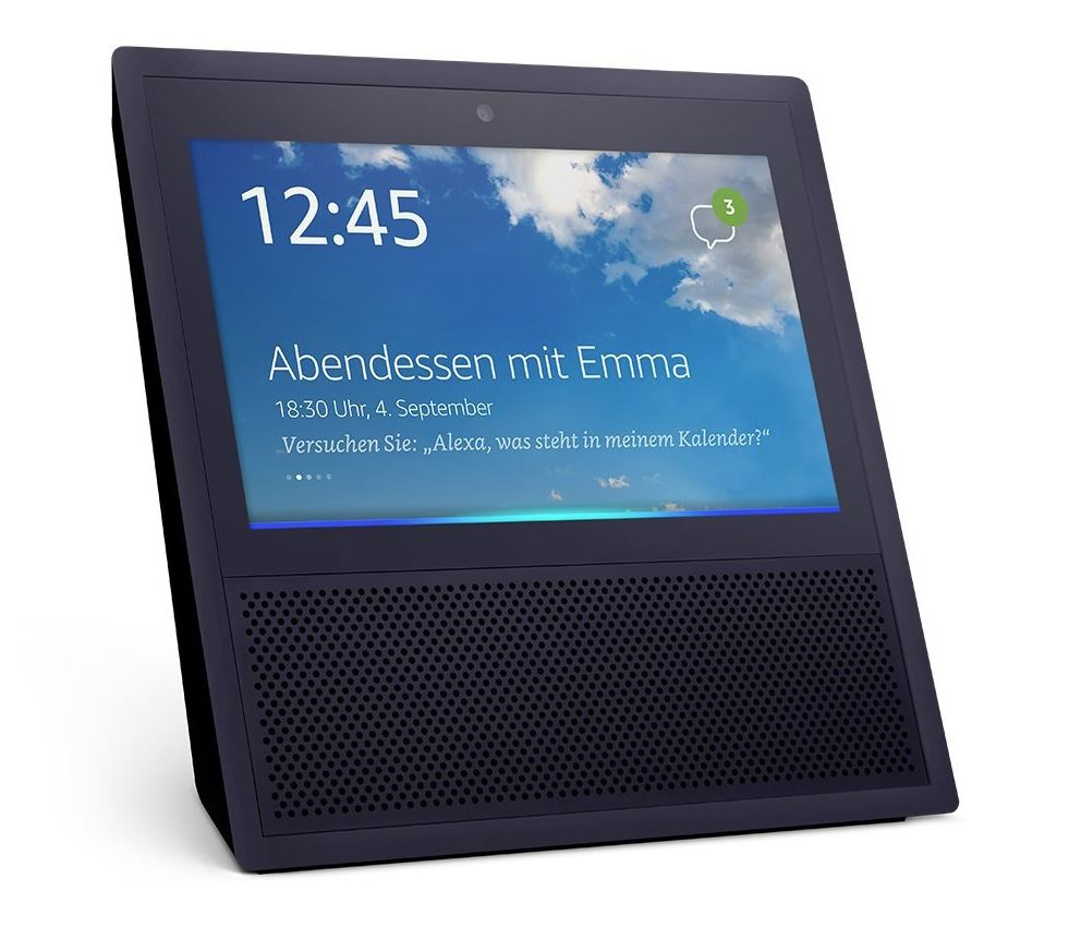 Amazon Echo Show Header