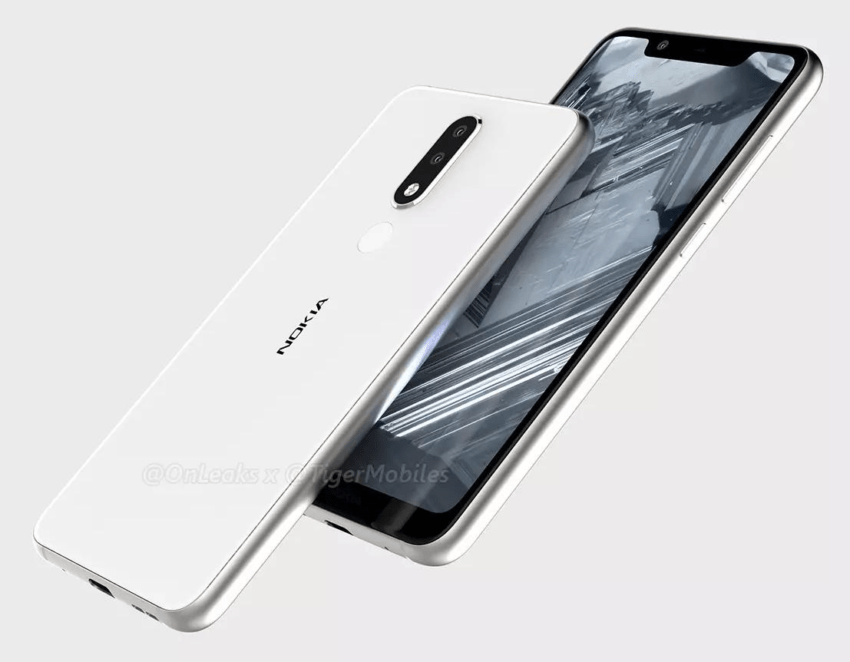 Nokia 5.1 Plus Leak 3