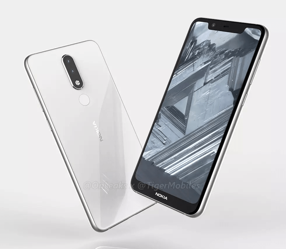 Nokia 5.1 Plus Leak