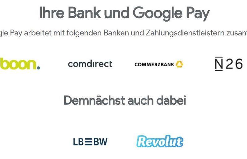 Google Pay BW Bank Teaser