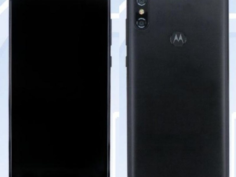 Motorola One Power Tenaa Leak