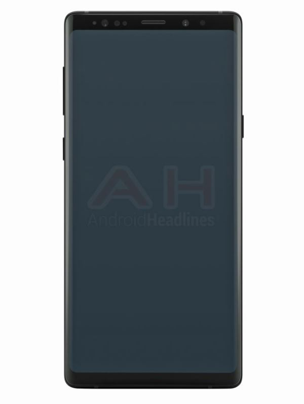Samsung Galaxy Note9 Leak