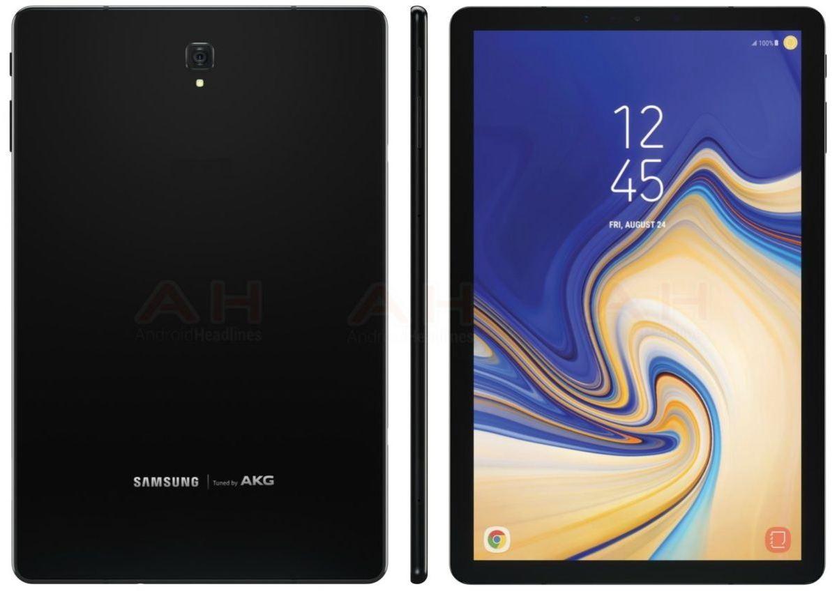 Samsung Galaxy Tab S4 Leak (2)