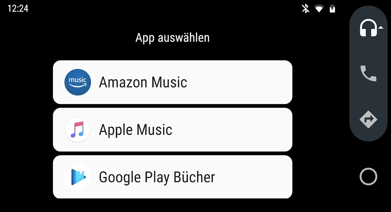 Android Auto Apple Music