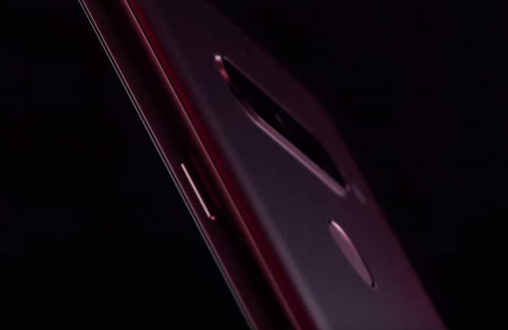 LG V40 Teaser