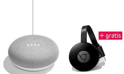 Chromecast und Google Home Mini