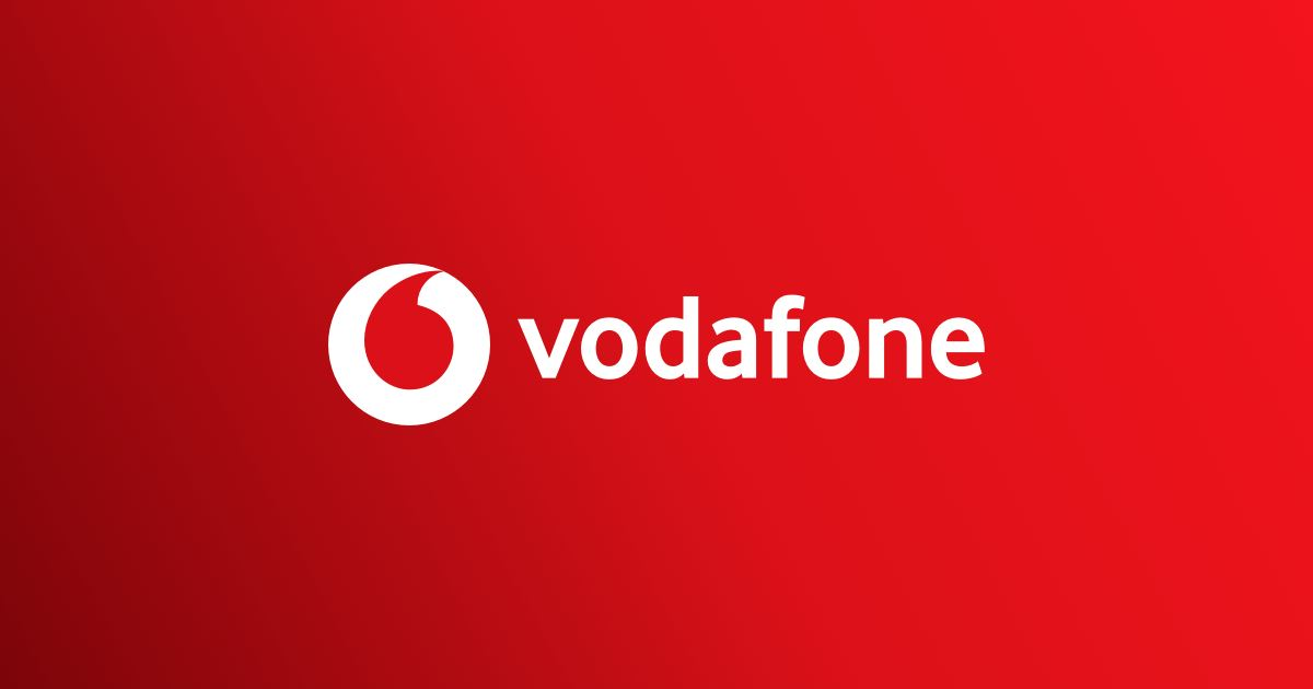 Vodafone Header