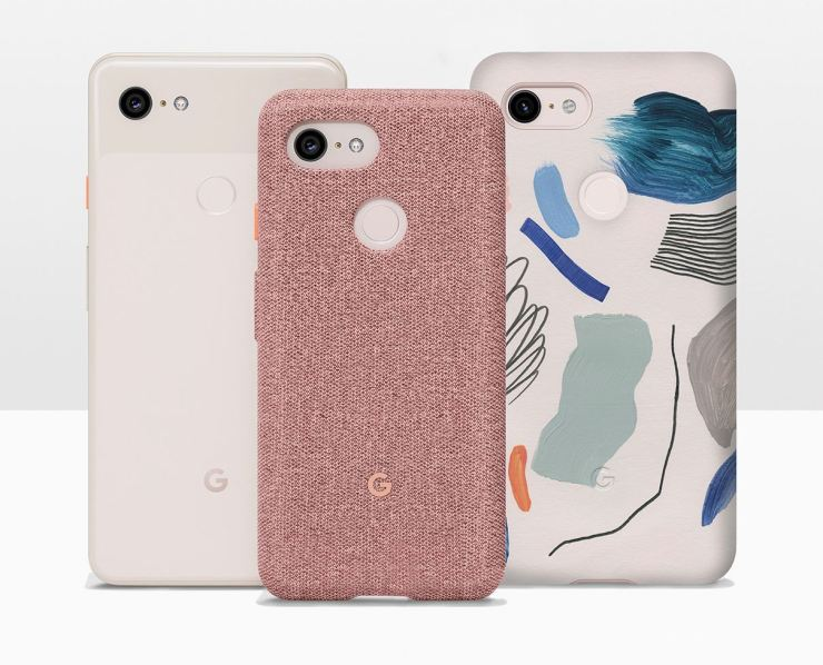 Pixel 3 Fabric Case