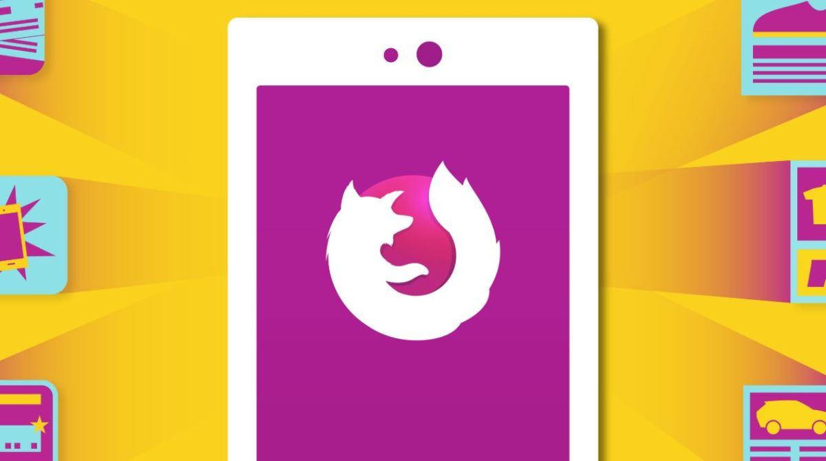 Firefox Klar 7.0 Header