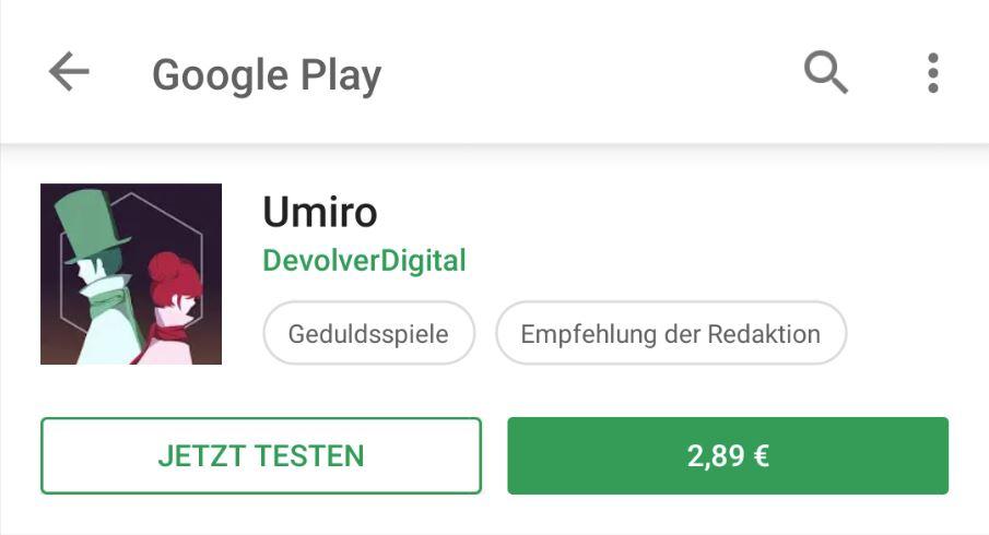 Instant App Header