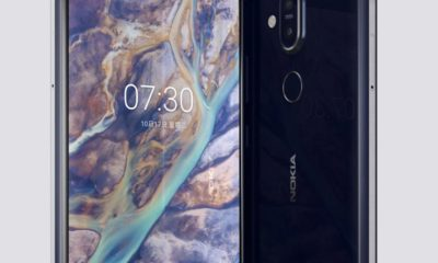Nokia X7 7.1 Plus Header