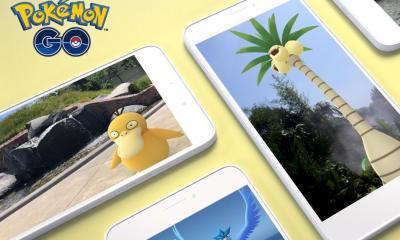 Pokemon GO AR Plus Update