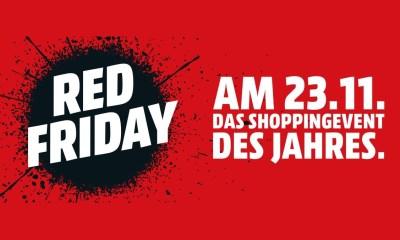 MediaMarkt Red Friday