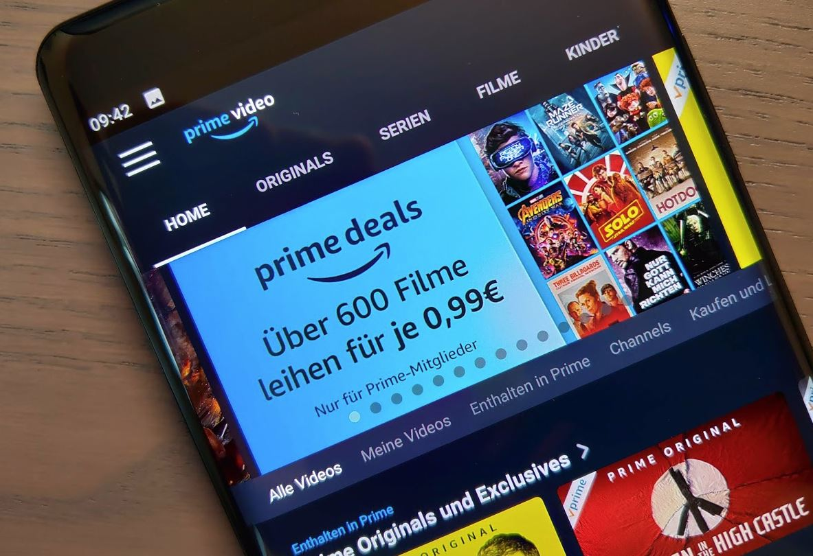 600 Filme 99 Cent Aktion Amazon Prime Video