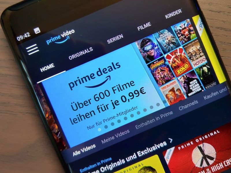 600 Filme 99 Cent Aktion Amazon Prime Video