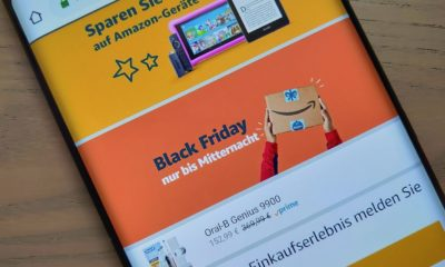 Amazon Black Friday 2018 Header