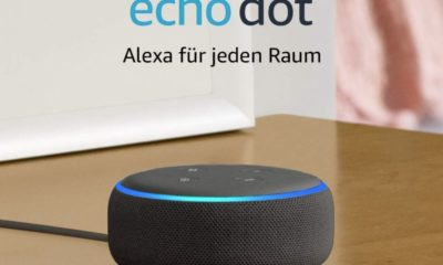 Amazon Echot Dot 3 Generation 2018