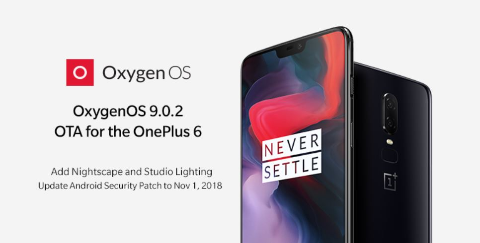 OxygenOS 9.0.2