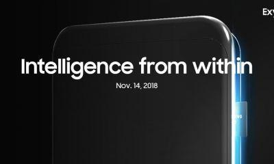 Samsung Exynos Teaser November 2018